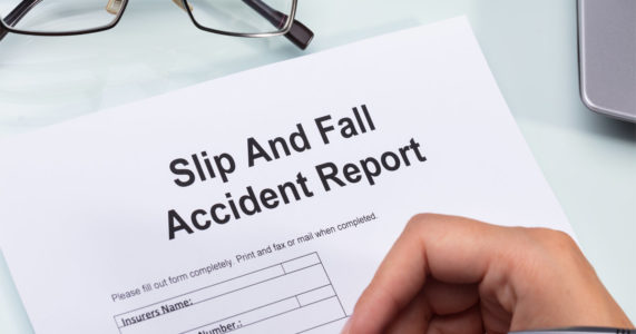 Cherry Hill Slip and Fall Lawyers